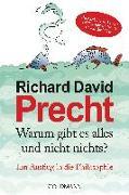Cover-Bild zu Precht, Richard David: Warum gibt es alles und nicht nichts