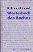 Cover-Bild zu Hiller, Helmut: Wörterbuch des Buches