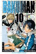 Cover-Bild zu Ohba, Tsugumi: Bakuman., Vol. 10