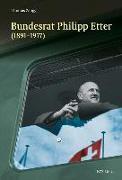 Cover-Bild zu Bundesrat Philipp Etter (1891-1977) von Zaugg, Thomas