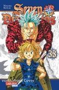 Cover-Bild zu Nakaba, Suzuki: Seven Deadly Sins 33