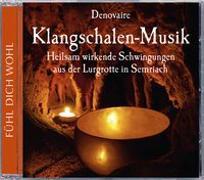 Cover-Bild zu Denovaire (Komponist): Klangschalen-Musik