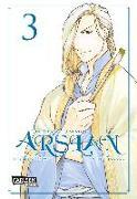 Cover-Bild zu Arakawa, Hiromu: The Heroic Legend of Arslan 3