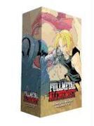 Cover-Bild zu Arakawa, Hiromu: Fullmetal Alchemist Complete Box Set