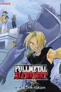 Cover-Bild zu Arakawa, Hiromu: Fullmetal Alchemist (3-in-1 Edition), Vol. 3