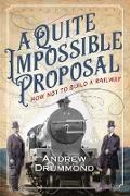 Cover-Bild zu eBook A Quite Impossible Proposal
