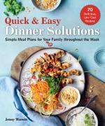 Cover-Bild zu eBook Quick & Easy Dinner Solutions