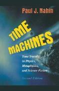 Cover-Bild zu Nahin, Paul J.: Time Machines