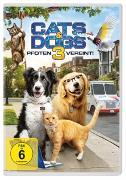Cover-Bild zu Cats & Dogs 3 von Kirsten Robek (Schausp.)
