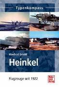 Cover-Bild zu Griehl, Manfred: Heinkel