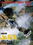 Cover-Bild zu Griehl, Manfred: Junkers Ju 87a: Luftwaffe Profile Series 5