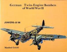 Cover-Bild zu Griehl, Manfred: German Twin Engine Bombers of World War II