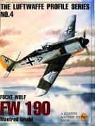 Cover-Bild zu Griehl, Manfred: Focke-wulf Fw 190: Luftwaffw Profile Series 4