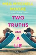 Cover-Bild zu Moore, Meg Mitchell: Two Truths and a Lie