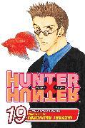 Cover-Bild zu Togashi, Yoshihiro: Hunter X Hunter, Vol. 19, 19