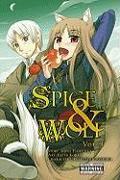 Cover-Bild zu Kiyohiko Azuma: SPICE AND WOLF, VOL. 1 (MANGA)