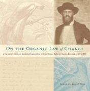 Cover-Bild zu Wallace, Alfred Russel: On the Organic Law of Change