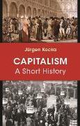 Cover-Bild zu Kocka, Jürgen: CAPITALISM