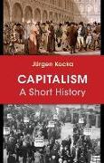 Cover-Bild zu Kocka, Jurgen: Capitalism