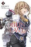 Cover-Bild zu Kumo Kagyu: Goblin Slayer Vol. 4 (light novel)