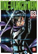 Cover-Bild zu Murata, Yusuke: ONE-PUNCH MAN 03