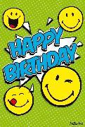 Cover-Bild zu DK 3D Geburtstag Smiley 54-0006