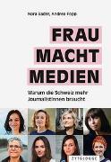 Cover-Bild zu FRAU MACHT MEDIEN von Bader, Nora