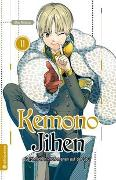 Cover-Bild zu Aimoto, Sho: Kemono Jihen - Gefährlichen Phänomenen auf der Spur 11