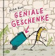 Cover-Bild zu Kuhl, Anke: Geniale Geschenke
