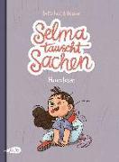 Cover-Bild zu Baltscheit, Martin: Selma tauscht Sachen. Ein Hundeleben