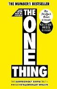 Cover-Bild zu Keller, Gary: The One Thing