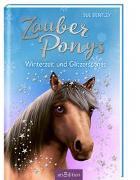 Cover-Bild zu Zauberponys - Winterzeit und Glitzerschnee von Bentley, Sue