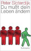Cover-Bild zu Sloterdijk, Peter: Du mußt dein Leben ändern