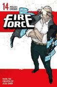 Cover-Bild zu Ohkubo, Atsushi: Fire Force 14