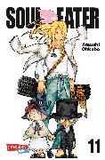 Cover-Bild zu Ohkubo, Atsushi: Soul Eater, Band 11
