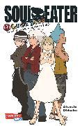 Cover-Bild zu Ohkubo, Atsushi: Soul Eater Guide Book