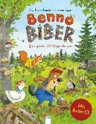 Cover-Bild zu Ramcke, Inga Marie: Benno Biber. Das große Waldabenteuer