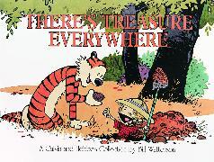 Cover-Bild zu Watterson, Bill: There's Treasure Everywhere