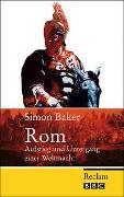 Cover-Bild zu Baker, Simon: Rom