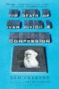 Cover-Bild zu Tolstoy, Leo Nikolayevich: The Death of Ivan Ilyich and Confession