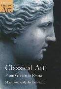 Cover-Bild zu Beard, Mary (Reader in Classics, Cambridge University): Classical Art