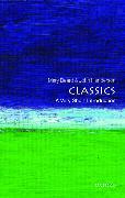 Cover-Bild zu Beard, Mary: Classics: A Very Short Introduction