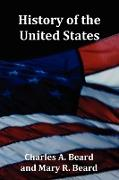Cover-Bild zu Beard, Charles A.: History of the United States - With Index, Topical Syllabus, Footnotes, Tables of Populations and Presidents and Copious Illustrations