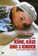 Cover-Bild zu Kühe, Käse und 3 Kinder von Susanna Fanzun (Reg.)