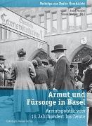 Cover-Bild zu Mooser, Josef (Hrsg.): Armut und Fürsorge in Basel