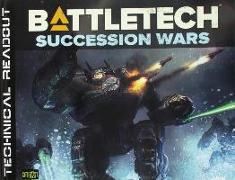 Cover-Bild zu Catalyst Game Labs (Hrsg.): Battletech Technical Readout Succession