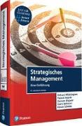 Cover-Bild zu Strategisches Management von Whittington, Richard