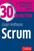 Cover-Bild zu 30 Minuten Scrum von Hoffmann, Jürgen
