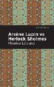 Cover-Bild zu Leblanc, Maurice: Arsene Lupin vs Herlock Sholmes
