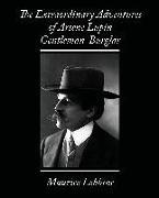 Cover-Bild zu Maurice LeBlanc, LeBlanc: The Extraordinary Adventures of Arsene Lupin, Gentleman-Burglar